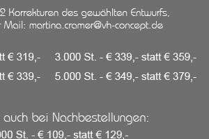 Angebot: Geschäftspapiere