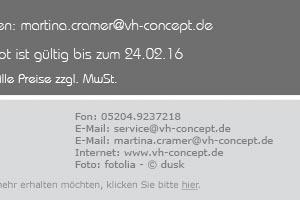 Angebot: Postkarten zur Kundenbindung, für Einladungen, als Ostergruß