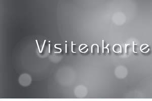 Angebot: hochwertige Visitenkarten