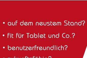Angebot: Neue Website?!