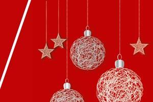 Angebot: Individuelle Weihnachtskarten