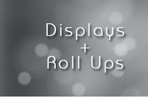 Angebot: Displays / Roll-Ups
