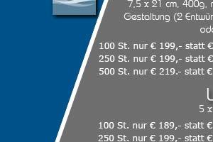 Angebot: Give-Aways - Lesezeichen