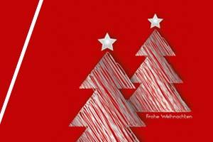 Angebot: Grußkarten zu Weihnachten